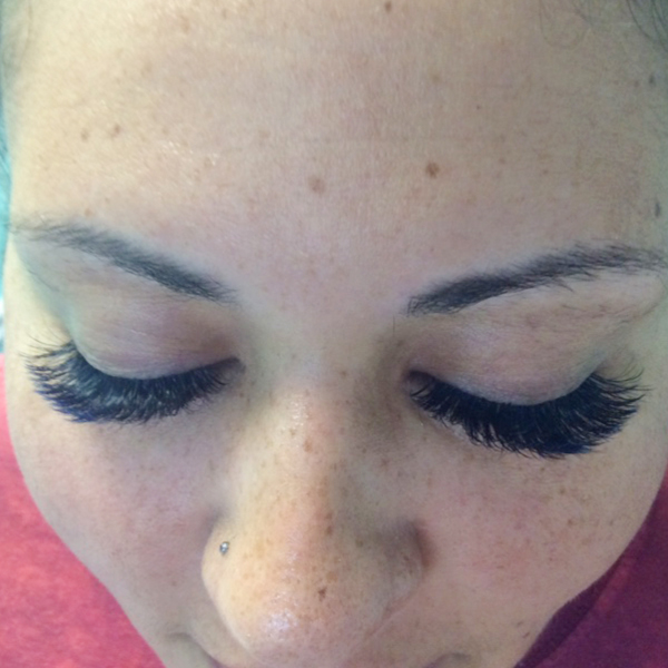 sherene lash extensions